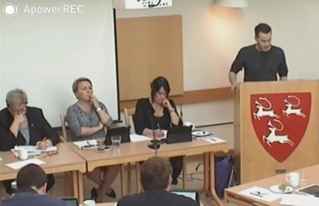 TLPs Hans Magnus Thunestvedt advarer kommunestyret